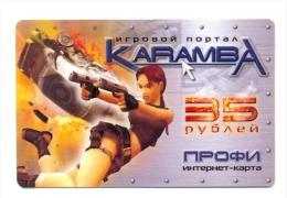 Russia Saratov STK Overta Lara Croft - Russia