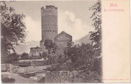 CPA à Dos Non Séparé - MALS - Die Fröhlichsburg - Bolzano