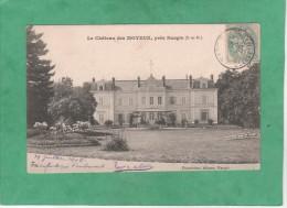 Le Château Des Moyeux Près Nangis (commune De La Chapelle-Rablais) - Autres Communes