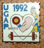 HALTEROPHILIE BOURG DE PEAGE - Weightlifting