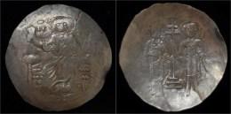 John II Comnenus Electrum Aspron Trachy - Byzantines