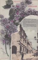 Souvenir De Luxeuil - Maison François 1er - 1919 - Luxeuil Les Bains