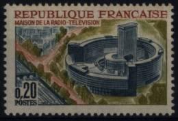 N° 1402 - X X - ( F 530 ) - ( Maison De La Radio Télévision ) - France