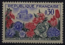N° 1369 - X X - ( F 517 ) - ( Floralies Nantaises ) - France