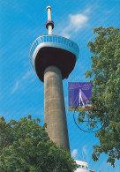 D20188 CARTE MAXIMUM CARD FD 2005 NETHERLANDS - EUROMAST ROTTERDAM - BEAUTIFUL HOLLAND - CP ORIGINAL - Architecture