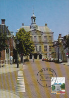 D20196 CARTE MAXIMUM CARD FD 2005 NETHERLANDS - CITY HALL WEESP - BEAUTIFUL HOLLAND - CP ORIGINAL - Architecture