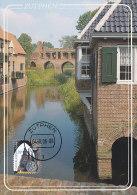 D20209 CARTE MAXIMUM CARD FD 2006 NETHERLANDS - CITY WALL ZUTPHEN - BEAUTIFUL HOLLAND - CP ORIGINAL - Architecture
