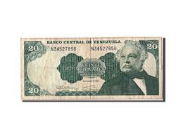 [#304642] Venezuela, 20 Bolivares Type Jose Antonio Paez - Venezuela