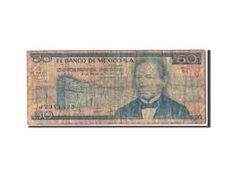 [#304430] Mexique, 50 Pesos Type Juarez - México