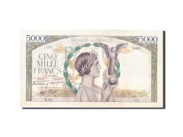 [#205750] 5000 Francs Type Victoire, 19 Décembre 1940, Fayette 46.17 - 1871-1952 Anciens Francs Circulés Au XXème