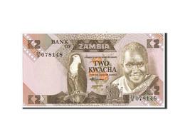 Zambie, 2 Kwacha Type 1980-86 ND, Pick 24c - Zambia