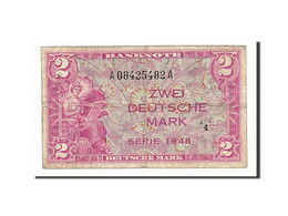 Allemagne, 2 Deutsche Mark Type 1948 - [ 7] 1949-… : FRG - Fed. Rep. Of Germany
