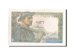 [#205137] 10 Francs Type Mineur, 04 Décembre 1947, Fayette 8.19 - 1871-1952 Circulated During XXth