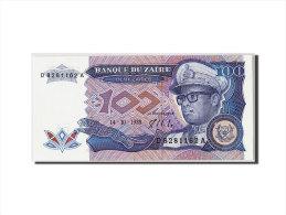 [#306439] Zaïre, 100 Zaïres Type Mobutu - Zaïre