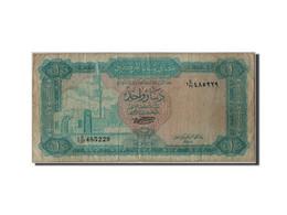 Libye, 1 Dinar Type 1971 - Libye