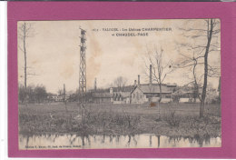 90.- VALDOIE .- Les Usines CHARPENTIER Et CHAUDEL-PAGE - Valdoie