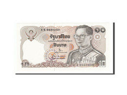 Thaïlande, 10 Baht Type Rama IX - Thailand