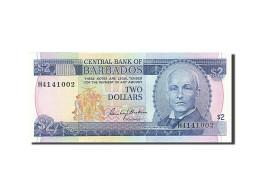 Barbades, 2 Dollars, Type John Redman Bovell - Barbades