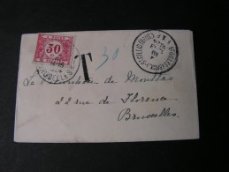 == France Taxe Brief 1924 - Frankreich