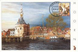 D20234 CARTE MAXIMUM CARD FD 2007 NETHERLANDS - MAIN TOWER CITY OF HOORN - BEAUTIFUL HOLLAND - CP ORIGINAL - Architecture