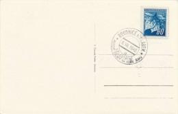 I5031 - Czechoslovakia (1945) Roudnice nad Labem (a): Hus (= Master Jan Hus) nationwide celebrations on Mount Rip