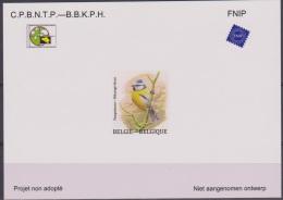 COB NA32 Pimpelmees-Mésange Bleue 2015 - Belgium