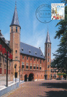 D20256 CARTE MAXIMUM CARD FD 2010 NETHERLANDS - ABBEY ABBAYE CITY OF MIDDELBURG - BEAUTIFUL HOLLAND - CP ORIGINAL - Abbazie E Monasteri