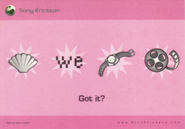 15R : Sony Ericsson Watch, Movie Film, Shell - Advertising