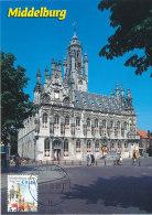 D20257 CARTE MAXIMUM CARD FD 2010 NETHERLANDS - CITY HALL MIDDELBURG - BEAUTIFUL HOLLAND - CP ORIGINAL - Architecture