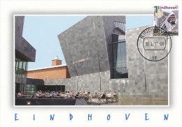 D20262 CARTE MAXIMUM CARD FD 2011 NETHERLANDS - MODERN ARCH. VAN ABBE MUSEUM EINDHOVEN - BEAUTIFUL HOLLAND - CP ORIGINAL - Architecture