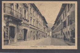 6631-TOLMEZZO(UDINE)-VIA ROMA-1943-FP - Udine