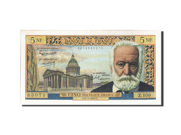 [#204728] 5 Nouveaux Francs Type Victor Hugo, 02 Mai 1963, Fayette 56.14 - 5 NF 1959-1965 ''Victor Hugo''