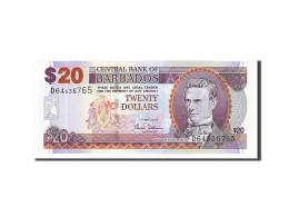 Barbades, 20 Dollars Type Prescod - Barbades