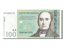[#256008] Lituanie, 100 Litu, Type Jonas Maironis - Lituania