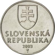 [#36636] Slovaquie, République, 2 Koruna, 2003, KM 13 - Slovaquie
