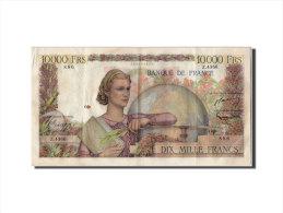 [#306264] 10 000 Francs Génie Français Type 1945, 5 Février 1953, Fayette 50.63 - 1871-1952 Gedurende De XXste In Omloop