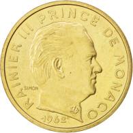 Monaco, Rainier III, 10 Centimes 1962 Essai, KM E43 - Monaco