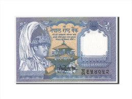 [#350440] Népal, 1 Rupee Type 1988-96 ND, Pick 37a - Nepal