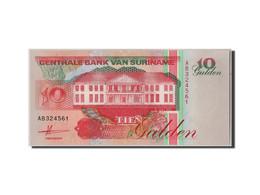 [#305633] Suriname, 10 Gulden Type 1989 - Surinam