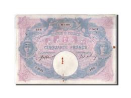 [#304166] 500 Francs Type Bleu Et Rose Type 1889, 20 Janvier 1914, Fayette 14.27 - 1871-1952 Anciens Francs Circulés Au XXème