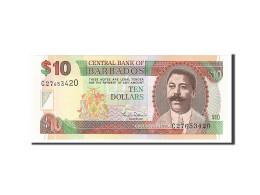 [#155433] Barbades, 10 Dollars Type O'Neal - Barbados
