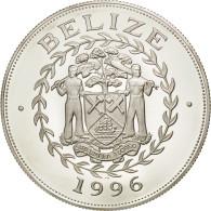 Belize, 10 Dollars Jeux Olympiques 1996, KM 127 - Belize
