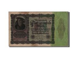 [#305187] Allemagne, 50 000 Mark Type 1922 Third Issue - [ 3] 1918-1933 : Weimar Republic