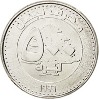Liban, 500 Livres 1996, KM 39 - Liban