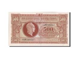 [#204707] 500 Francs Type Marianne, 1945, V Fayette 11.2 - Trésor
