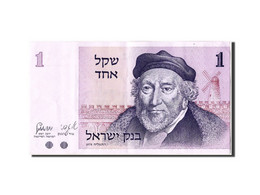 [#305013] Israël, 1 Shequel Type Montefiore - Israel