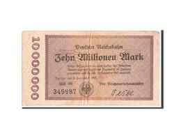 Allemagne, 10 Millionen Mark Type 1923, Pick S1014 - [ 3] 1918-1933 : Weimar Republic