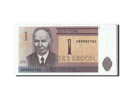 [#305831] Estonie, 1 Roon Type K. Raud - Estonia