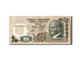 [#305105] Turquie, 100 Lira Type Atatürk - Turquie