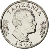 Tanzanie, 1 Shilingi 1992, KM 22 - Tanzanie